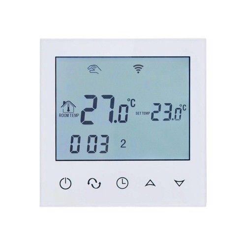 Termostat inteligent / smart pentru incalzire electrica in pardoseala
