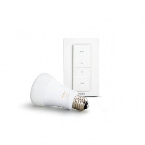 Set Philips HUE Variator si Bec LED