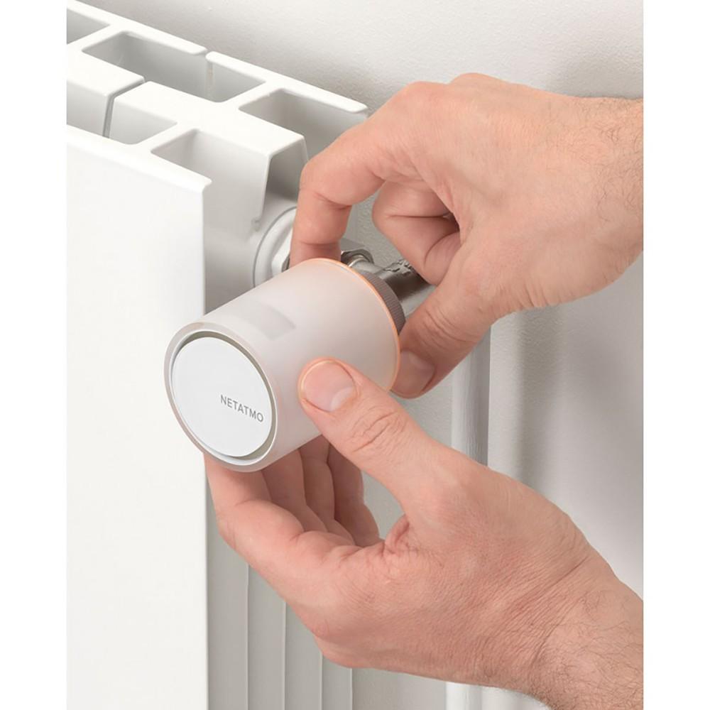 Cap robinet termostat