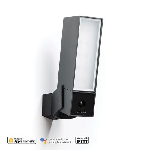 Camera supraveghere de exterior, inteligenta, Netatmo Presence WiFi