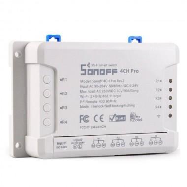 Releu smart wireless 4 canale