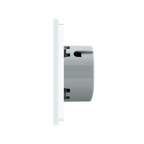 Intrerupator cap scara / cruce wireless inteligent Livolo, simplu, cu touch, din sticla Livolo - 16