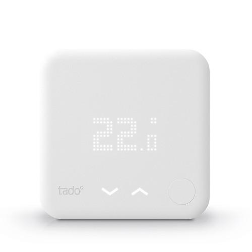 Tado Starter Kit V3+ Starter Kit - Termostat Wireless smart / inteligent (pachet de baza pentru centrala termica)